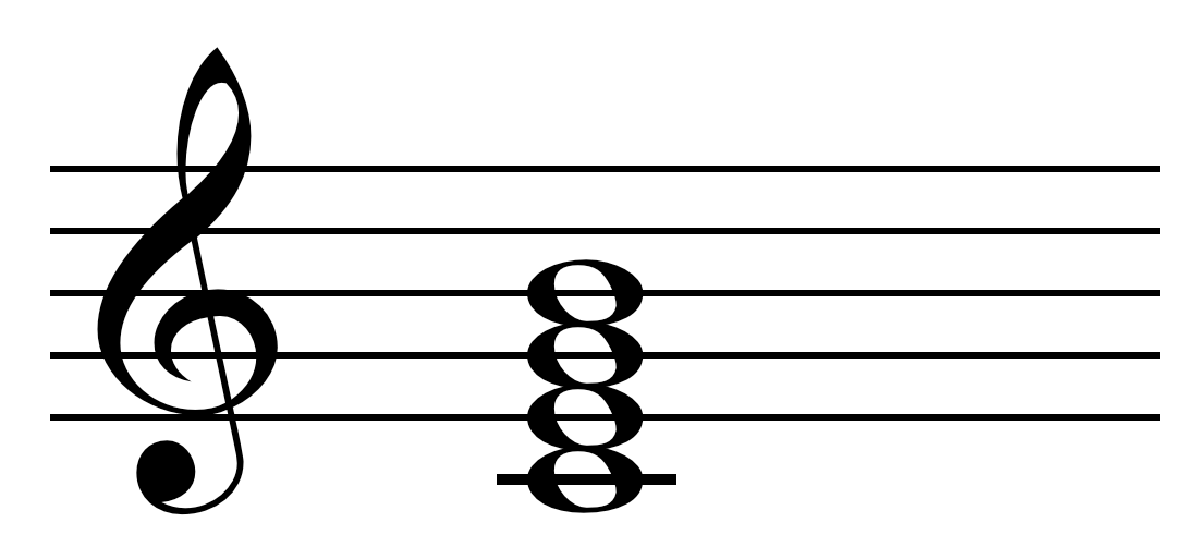 Notation Convention for Tablature