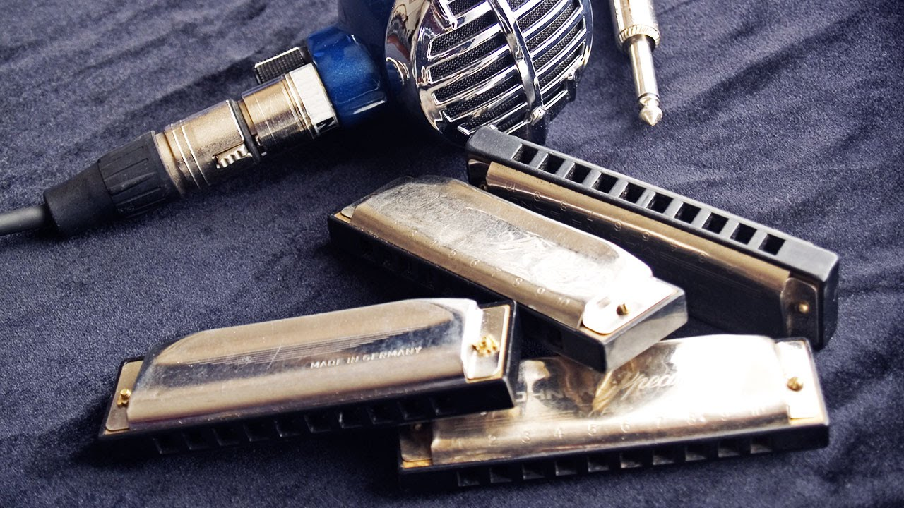 How to Play Blues Harmonica?