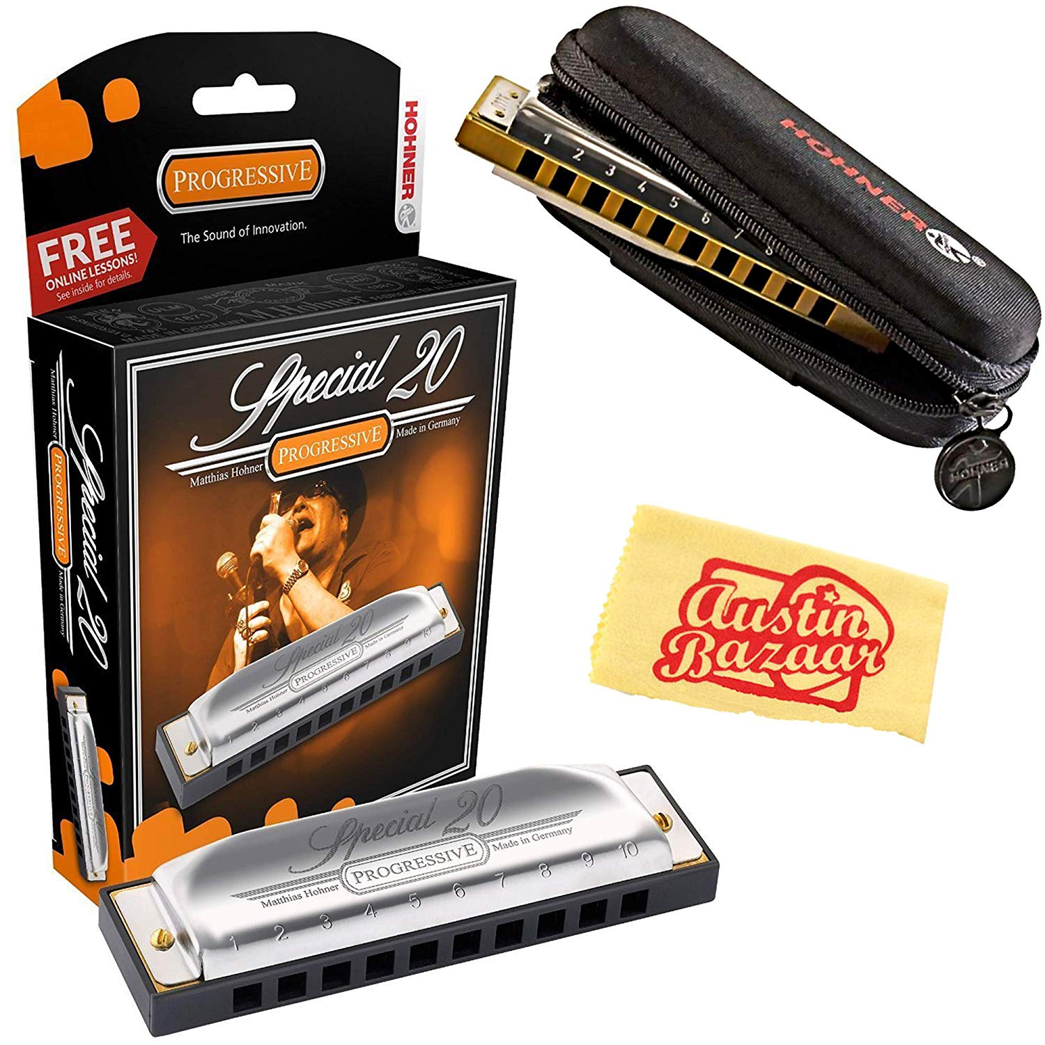 Hohner 560 Special 20 Harmonica Reviews