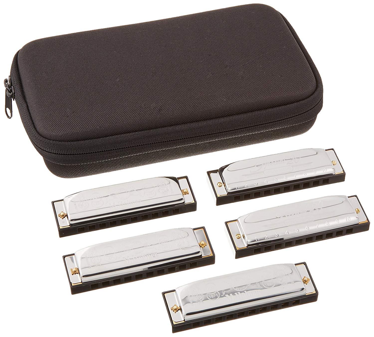 Hohner Case Of Special 20s Harmonica 5-Pack Reviews
