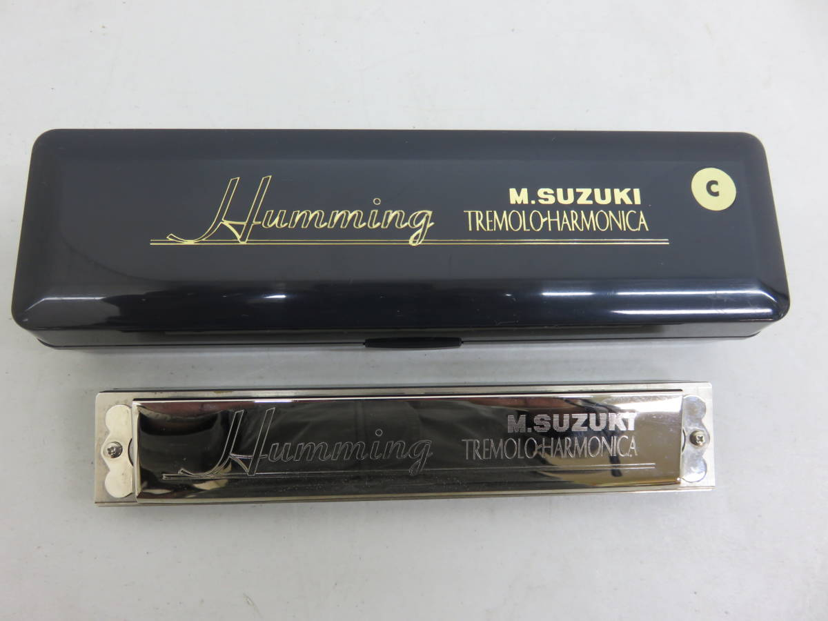 Suzuki Humming Tremolo-21-C Harmonica Reviews 2